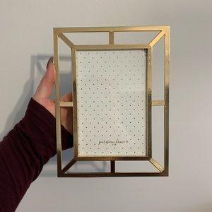 Other - Gold frame